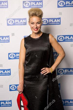 Editorial picture of Plan International 'Because I am a Girl' Gala Dinner, London, UK - 21 Jun 2016