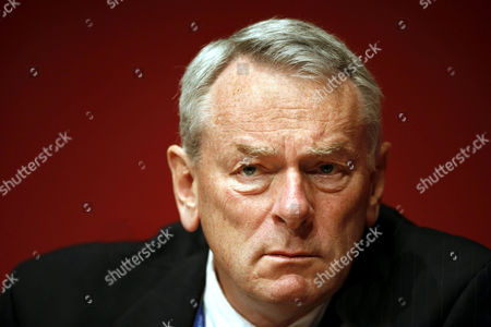 World Anti Doping Agency Chairman Richard (Dick) Pound.