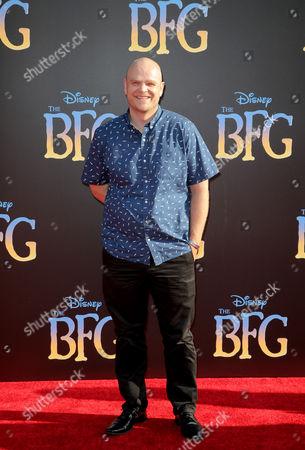 Editorial photo of +'The BFG' film premiere, Los Angeles, USA - 21 Jun 2016