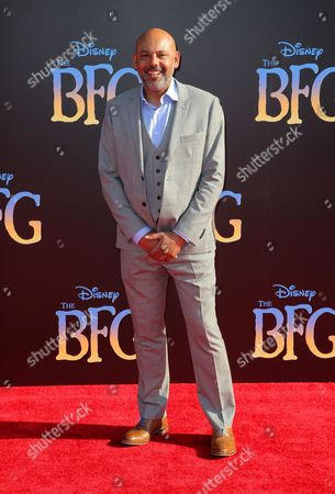 Editorial picture of +'The BFG' film premiere, Los Angeles, USA - 21 Jun 2016
