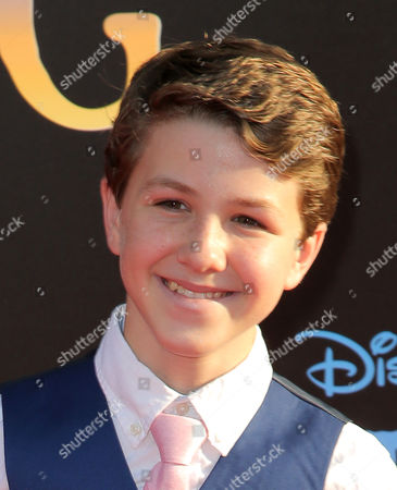 Stock Picture of Ethan Wacker