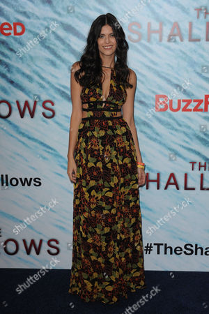 Editorial photo of 'The Shallows' film premiere, New York, USA - 21 Jun 2016
