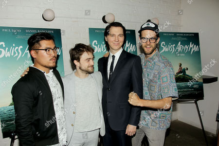 Editorial image of A24 Proudly Presents the New York Premiere Screening of 'Swiss Army Man', New York, USA - 21 Jun 2016