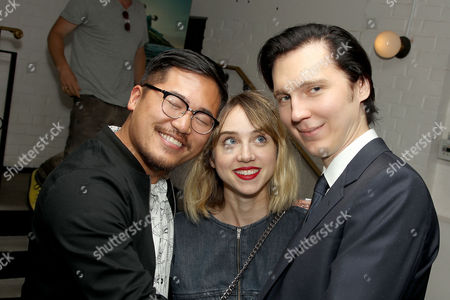 Daniel Kwan (Director), Zoe Kazan, Paul Dano
