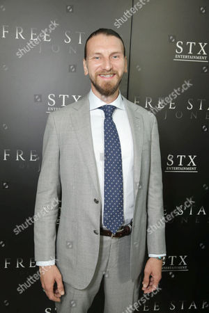 Editorial picture of 'Free State of Jones' film premiere, Los Angeles, USA - 21 Jun 2016