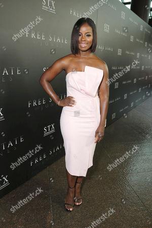 Editorial photo of 'Free State of Jones' film premiere, Los Angeles, USA - 21 Jun 2016