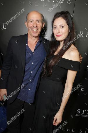 Jon Kilik, Diana Alvarez