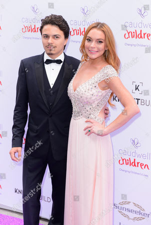 Editorial picture of Caudwell Children's Butterfly Ball, London, UK - 22 Jun 2016