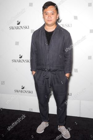 Editorial picture of Swarovski #BeBrilliant event, New York, America - 24 May 2016
