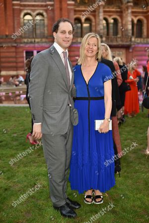 Lord Frederick Windsor and Lady Helen Taylor