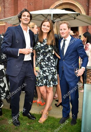 Editorial picture of Victoria and Albert Museum Summer Party, London, UK - 22 Jun 2016