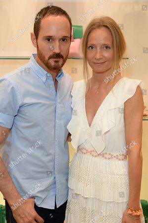 Stock Picture of Josep Font and Martha Ward