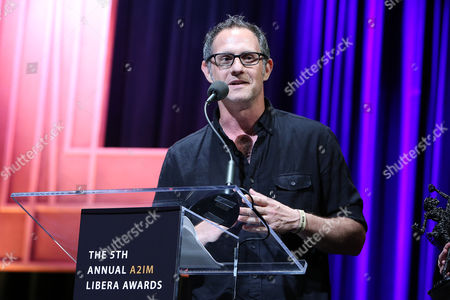 Editorial image of The 5th Annual A2IM Libera Awards, New York, USA - 16 Jun 2016