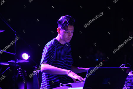 Stock Picture of Jason Chung