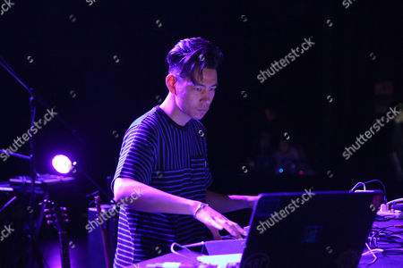 Stock Image of Jason Chung