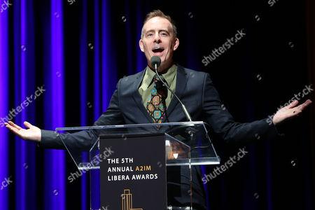 Editorial photo of The 5th Annual A2IM Libera Awards, New York, USA - 16 Jun 2016