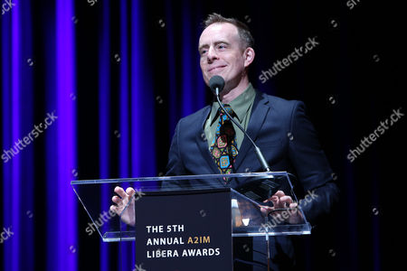 Editorial picture of The 5th Annual A2IM Libera Awards, New York, USA - 16 Jun 2016
