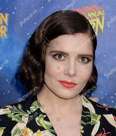 Stock Image of Elise Eberle
