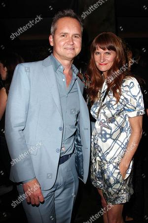 Roy Price and Megan DiCiurcio