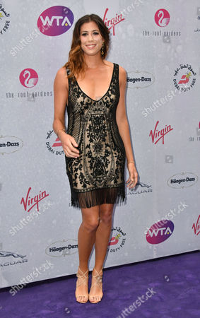 Editorial picture of WTA Pre-Wimbledon Party, London, UK - 23 Jun 2016