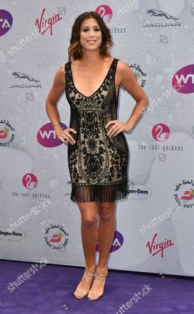 Editorial image of WTA Pre-Wimbledon Party, London, UK - 23 Jun 2016