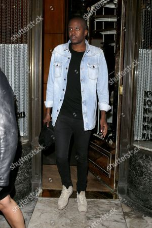 Editorial photo of Celebrities at Mr Chow restaurant, London, UK - 23 Jun 2016