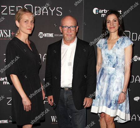 "Editorial picture of WSJ+ Presents the New York Premiere of ""ZERO DAYS"", New York, USA - 23 Jun 2016"