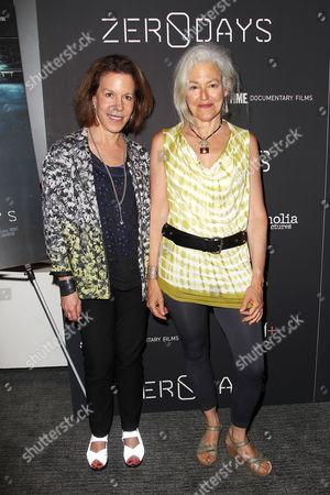 Stock Picture of Ellen Goosenberg Kent and Kate Davis