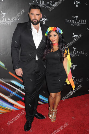 Stock Photo of Joe Giudice, Nicole Snooki Polizzi