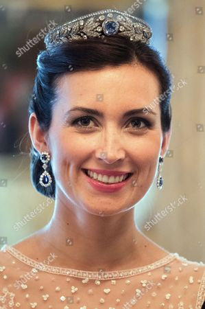 Stock Image of Princess Claire of Luxembourg