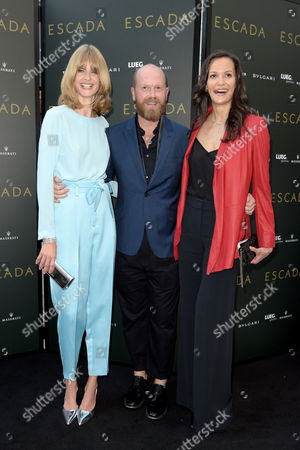 Julia Stegner, Daniel Wingate and Claudia Mason
