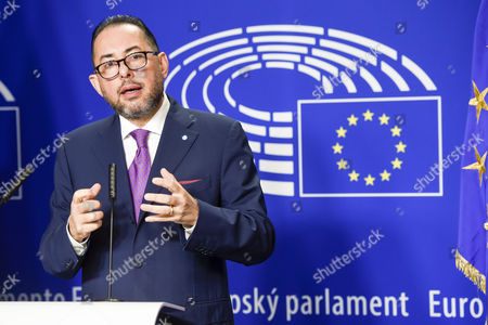 Gianni Pittella, chair S and D group in European Parliament