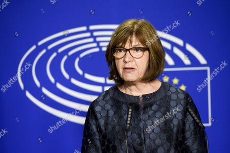Rebecca Harms, Co-President of the Green Group at the European Parliament
