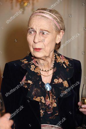 Editorial photo of The Queen Elizabeth II Coronation Award, Mandarin Oriental Hotel, London, UK - 24 June 2016