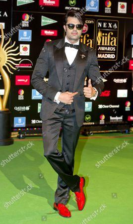 Editorial photo of International Indian Film Academy Awards, Ifema, Madrid, Spain - 24 Jun 2016