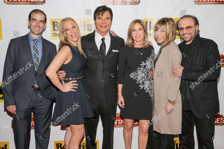 Stock Photo of Marc Bruni, Dr. Jenn Mann, Eric Schiffer, Sherry Goffin Kondor, Cynthia Weil, Barry Mann