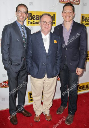 Marc Bruni, Paul Blake, Mike Bosner