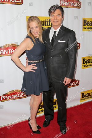 Editorial image of 'Beautiful - The Carole King Musical' Opening Night, Pantages Theatre, Los Angeles, USA - 24 Jun 2016