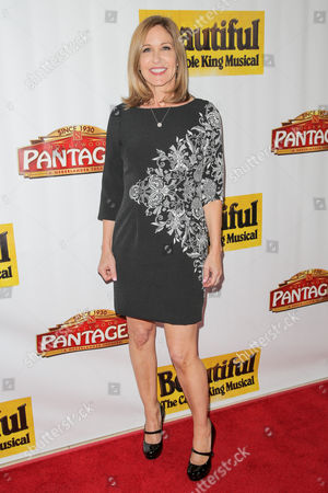 Editorial picture of 'Beautiful - The Carole King Musical' Opening Night, Pantages Theatre, Los Angeles, USA - 24 Jun 2016