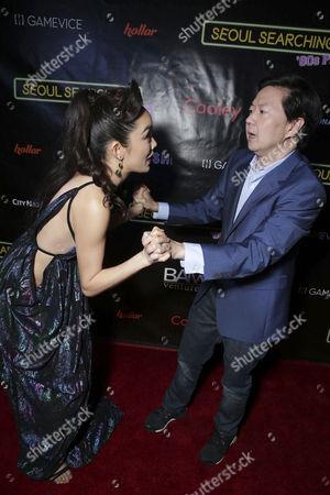 Ken Jeong, Jessika Van