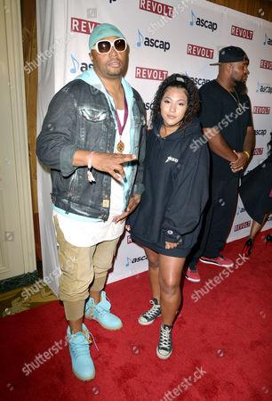 Editorial photo of 29th Annual ASCAP Rhythm & Soul Music Awards, Los Angeles, USA - 23 Jun 2016