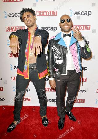 Editorial image of 29th Annual ASCAP Rhythm & Soul Music Awards, Los Angeles, USA - 23 Jun 2016