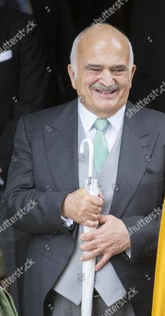 HRH Prince Hassan bin Talal of Jordan.