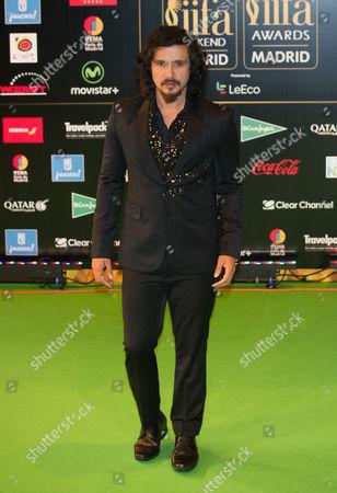 Editorial image of International Indian Film Academy Awards, Ifema, Madrid, Spain - 25 Jun 2016