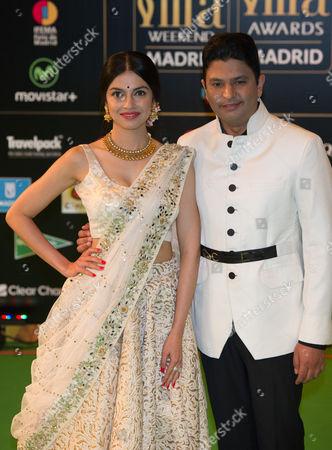 Divya Khosla Kumar and guest