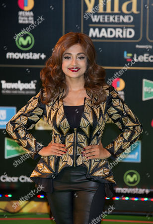 Stock Picture of Monali Thakur