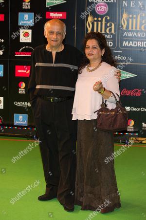 Editorial picture of International Indian Film Academy Awards, Ifema, Madrid, Spain - 25 Jun 2016