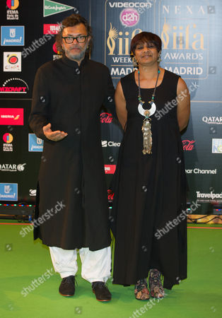 Rakeysh Omprakash Mehra and guest
