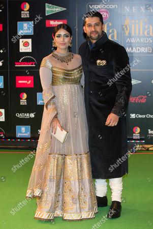 Editorial photo of International Indian Film Academy Awards, Ifema, Madrid, Spain - 25 Jun 2016
