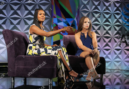 Gabrielle Union and Melissa Harris-Perry